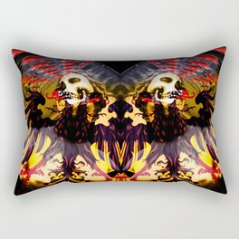 L'invasion Madonna Rectangular Pillow