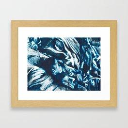 The Sleeping Child Framed Art Print