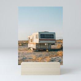 Camped Out Mini Art Print