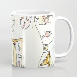Tra il dire e il fare Coffee Mug