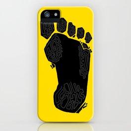 imprint! iPhone Case