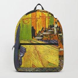 Snoopy meets Van Gogh Backpack