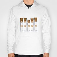 lab Hoodies featuring Lab Vials by THEPALMER