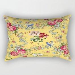 French Botanical Rectangular Pillow