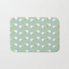 Rainy Elephant Bath Mat