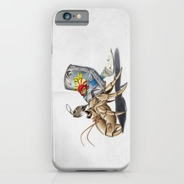 No Place Like Home (Wordless) iPhone Case