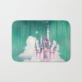 Star Castle In The Clouds Bath Mat