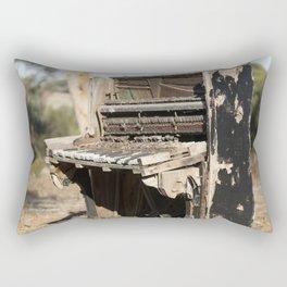 Abandoned Dreams Rectangular Pillow