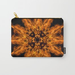 Fire Ceremony Mandala 144 Carry-All Pouch