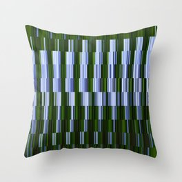 Kaleidoscope | Lobelia Throw Pillow