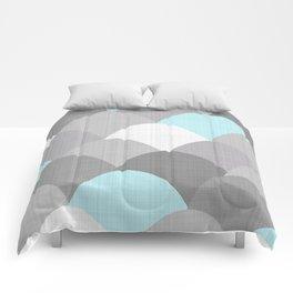 Scoops Linen Greys Comforters