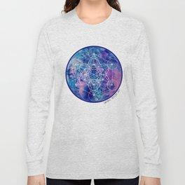 Zenetae Planet Metatron Long Sleeve T-shirt