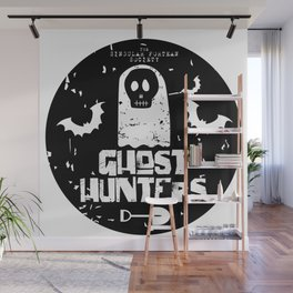 The Singular Fortean Society Ghost Hunters Wall Mural