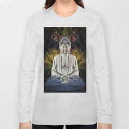 Bad Day Buddha Long Sleeve T-shirt