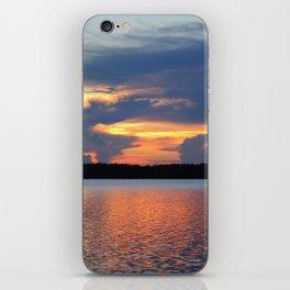 Glowing Sky iPhone Skin