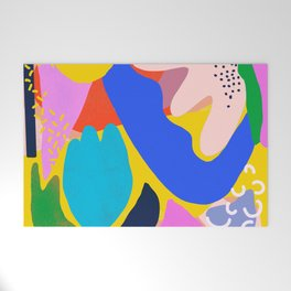 Unbridled Enthusiasm - Shapes and Layers no.38 Welcome Mat