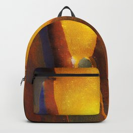 My New ABNORMAL: An Abstract Painting Backpack