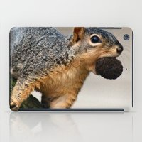 mouth iPad Cases featuring Mouth Full! by IowaShots