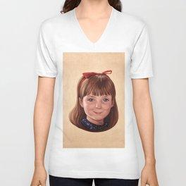 Matilda Unisex V-Neck