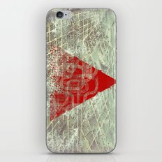 Rusty Future iPhone & iPod Skin