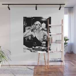 ''At The Table'' Wall Mural