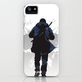 Closer to death iPhone Case