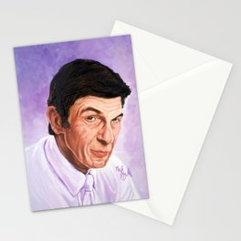 Leonard Nimoy Stationery Cards