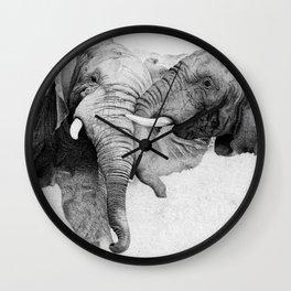 Mochipas Wall Clock