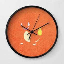 004 chrmndr Wall Clock
