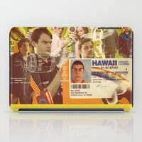 greg guillemin iPad Cases featuring Superbad - Greg Mottola by Smart Store