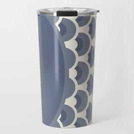 Koinobori   Grey Travel Mug