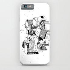 Book Town Slim Case iPhone 6s