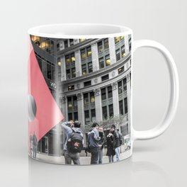 ArtWork New York City Black and Colour Coffee Mug