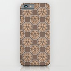 Beach Tiled Pattern iPhone 6s Slim Case