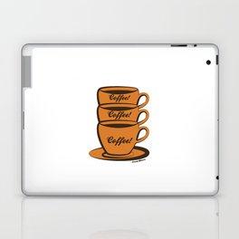 Coffee! Coffee! Coffee! Laptop & iPad Skin