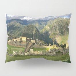 Machu Picchu in Peru Pillow Sham