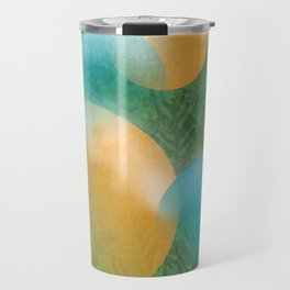 frosted ornaments Travel Mug