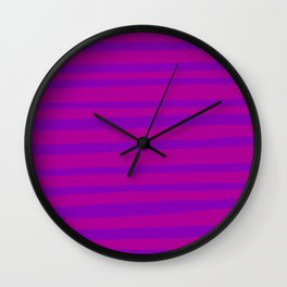 Grape and Damson Wall Clock