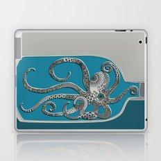 Octopus in a Bottle Laptop & iPad Skin