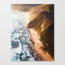 Johanna Beach Canvas Print