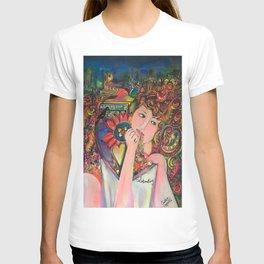 Colourfully celebrating T-shirt