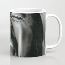 'Grohl In Black III' Coffee Mug