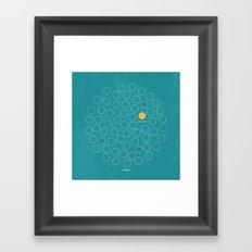 Virtues Framed Art Print