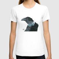 lara croft T-shirts featuring Raven Croft by Jennifer Lambein