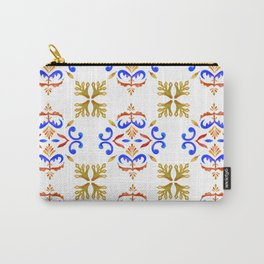 Fall in Lisbon Carry-All Pouch