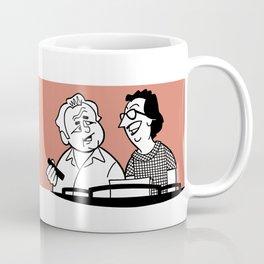 Archie and Edith Coffee Mug