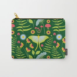 Woodland Forest Carry-All Pouch