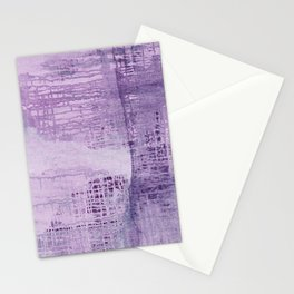 Dreamscape in Purple Stationery Cards