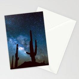 Milky Way Cacti Stationery Cards