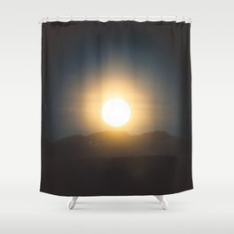 Luno Juneau Shower Curtain